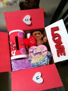 Valentine's Care Package