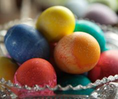 Simple Ways to Decorate Easter Eggs