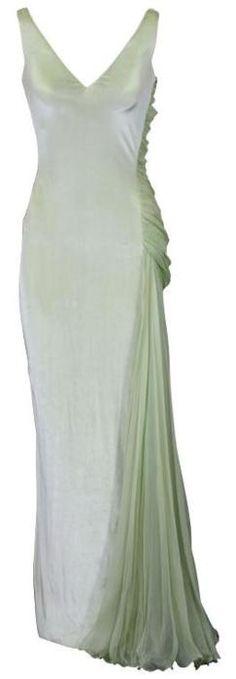 1990s Gianni Versace dress