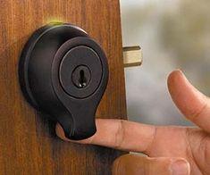 Finger Scanning Door Lock