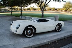 Seduction Motorsports, Porsche 550 (?) custom