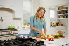 Healthy eating tips from Melissa d'Arabian.