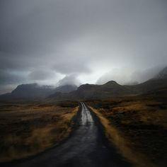 Narrow road...