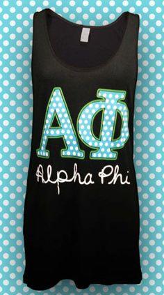 alpha phi | sorority sugar
