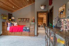 Innsbrook Lake Home Retreat - rustic - Kids - St Louis - The Design Source Ltd