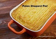 Paleo Shepherd Pie!