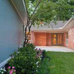 Brookmere - Traditional - Patio - Houston - Curtis Lawson Homes
