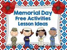 LMN Tree: Memorial Day: Free Activities and Lesson Ideas