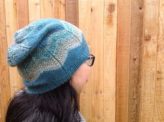 Ravelry: entwined's Fixation /// knit in Overpasses, from spincycle yarns' Dyed In The Wool