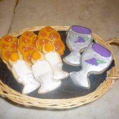 Cookies for Shabbat