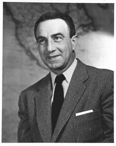 """John Facenda: The original voice of NFL Films (""""the Frozen Tundra"""") but also a newscaster for WCAU-TV in Philadelphia. A warm and humble man."""