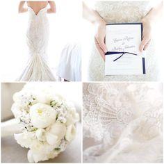 Moodboard Monday: All White Wedding