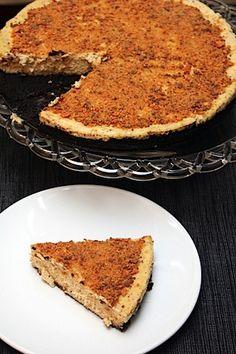 Butterfinger-Cheesecake
