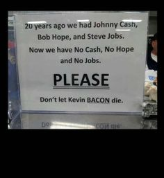 dont let kevin bacon die