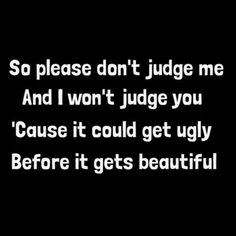 "-- #LyricArt for ""Don't Judge Me"" by Chris Brown"