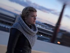 Katniss Cowl - FREE pattern from Lollyknits!
