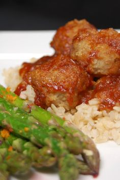 Hawaiian Meatballs @Amanda Petersen