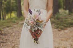 Wildflower Farm Wedding Flowers