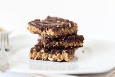Peanut Butter Buckeye Bars - yum!