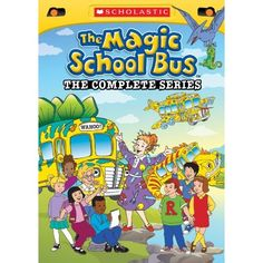 Amazon.com: Magic School Bus: The Complete Series. Lots in here for younger children and lines up nicely with our CC memory work!