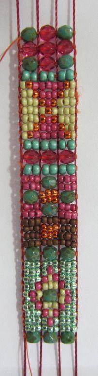 tags, crystals, bead bracelet, loom bead, beaded bracelets, seeds, seed beads, beadloom, bead loom
