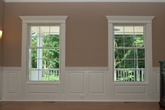 Trim On Pinterest Door Casing Shaker Style And Interior