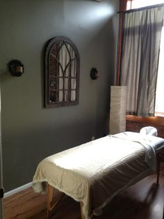One of the Spa rooms