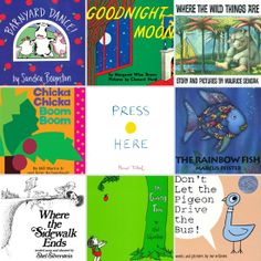 Read All About It! Our 50 All-Time Favorite Children's Books children books, thing