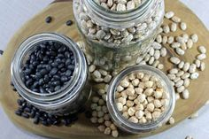 Cooking dried beans vs. Buying canned beans