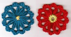 Mostly Knitting - Flower Looms