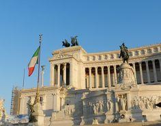 Victor Emmanuel monument. Rome, Italy - Flickr: EmmyDawn