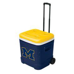 Igloo Collegiate Coolers - University of Michigan