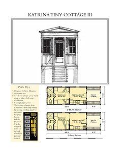 Katrina Tiny Cottage III