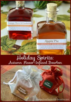 Holiday Spirits & Gi