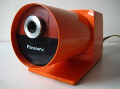 Vintage Panasonic pencil sharpener
