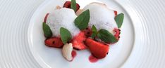 Erdbeer-Espuma