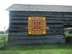 Star Block Barn Quilt