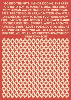 vonnegut. enough said.