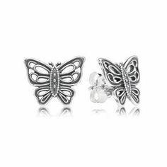 Pandora Love Takes Flight Stud Earrings - Item 19415512   REEDS Jewelers