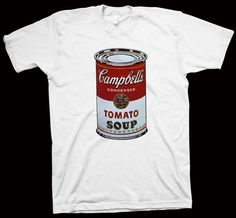 Campbell's Soup Can T-Shirt