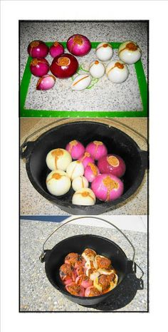 TOPONAUTIC Outdoor News-Events-Recipes: RECIPE: Dutch Oven Onion Bombs (These will blow you away!)