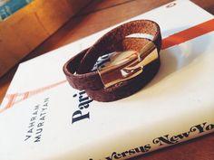 DIY:  Leather Cuff