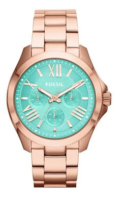 Fossil Multifunction Bracelet Watch  http://rstyle.me/n/ngk66pdpe