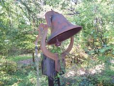 Vintage Bell On Pinterest Dinner Bell Country Dinner And Farms