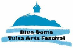 Blue Dome Tulsa Arts Festival is held every year in May (coinciding with Mayfest) and features local artists and entertainment for all ages.  Tulsa, OK (downtown, Blue Dome District)