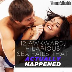 12 Awkward, Hilarious Sex Fails That ACTUALLY Happened