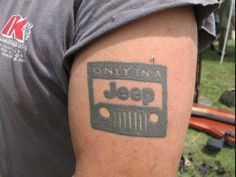 jeeps, mopar tattoo, jeep tat