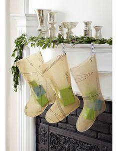 Sewing Pattern Stockings