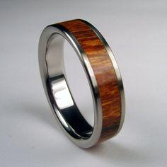 Wood and Titanium