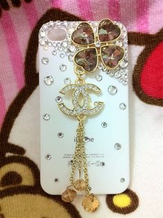 Chanel iphone case <3